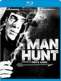 Man Hunt: The Limited Edition Series Blu-ray cover art -- click to buy from Screen Archives