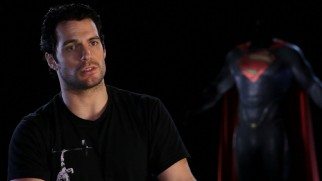 "Henry Cavill discusses what it means to fill the suit to his right in ""Strong Characters, Legendary Roles."""