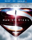 Man of Steel: Blu-ray 3D, Blu-ray and DVD Press Release