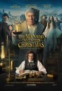 The Man Who Invented Christmas (2017) movie poster