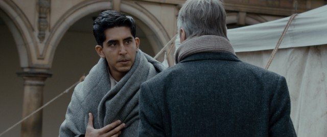 "Dev Patel plays naturally gifted Indian mathematician Srinivasa Ramanujan in ""The Man Who Knew Infinity."""