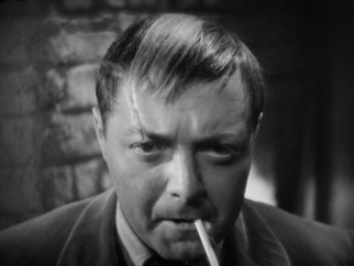 Peter Lorre plays Abbott, the strange-looking leader of the assassins turning an average English family's life upside down.