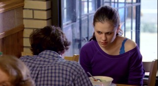 In this extended cut exclusive scene, Lisa (Anna Paquin) finds herself underwhelmed on this date with Darren.