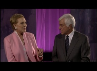 "A nearly 70-year-old Julie Andrews and a nearly 80-year-old Dick Van Dyke enjoy ""A Magical Musical Reunion"" in 2004."