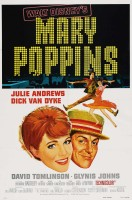 Mary Poppins (1964) movie poster