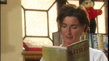 "You can always ""Escape to the Library!"", just don't expect to find Roald Dahl's daughter reading ""Matilda"" there."