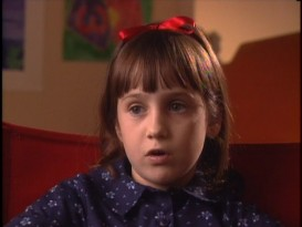 "A very young Mara Wilson appears on camera to explain the difference between actors and stars in ""My Movie About Making 'Matilda' by Mara Wilson."