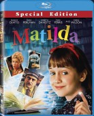 Matilda: Blu-ray + Digital HD UltraViolet cover art -- click to buy from Amazon.com