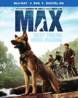 Max: Blu-ray + DVD + Digital HD combo pack cover art - click to buy from Amazon.com