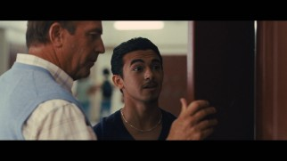 Coach White puts a little culture in his runners' lockers in this deleted scene.
