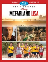 McFarland, USA: Blu-ray + Digital HD cover art -- click to buy from Amazon.com
