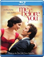 Me Before You Blu-ray Disc cover art -- click to buy from Amazon.com