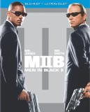 Men in Black II Blu-ray + UltraViolet edition cover art -- click to buy from Amazon.com
