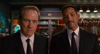Agents K (Tommy Lee Jones) and J (Will Smith) are back in black and still protecting the Earth from the scum of the universe... but not for long.
