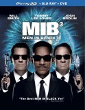 Men in Black 3 Blu-ray 3D + Blu-ray + DVD combo pack cover art -- click to buy from Amazon.com