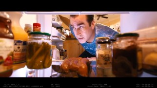 Carl/Bear (Rob Riggle) explores the fridge and gets caught being nasty in this deleted scene.