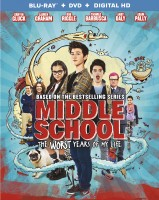 Middle School: Blu-ray + DVD + Digital HD cover art -- click to buy from Amazon.com