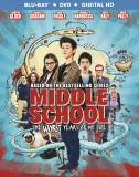 Middle School: The Worst Years of My Life (Blu-ray + DVD + Digital HD) - January 3