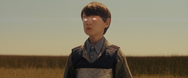 Don't let the glowing eyes throw you off...Alton Meyer (Jaeden Lieberher) is different from other boys.