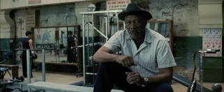 "Surprisingly, Morgan Freeman's portrayal of Eddie ""Scrap-Iron"" Dupris remains the source of his only Oscar win to date."
