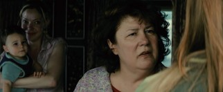 Mrs. Fitzgerald (Margo Martindale) isn't as grateful for her daughter's gesture as expected.