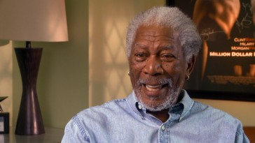 "Morgan Freeman is among those looking back on the film in the HD tenth anniversary retrospective ""On the Ropes."""