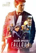 Mission: Impossible - Fallout (2018) movie poster