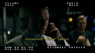 Deleted scenes show us a bit more of the film's cipher of a villain Kurt Hendricks (Michael Nyqvist).