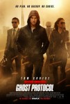 Mission: Impossible - Ghost Protocol (2011) movie poster