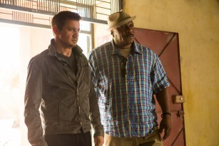 Luther Stickell (Ving Rhames) and William Brandt (Jeremy Renner) provide some support from the fringes to the dissolved Impossible Missions Force (IMF).