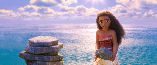 Disney's newest princess is Moana, the headstrong teenage daughter of a Polynesian chief.