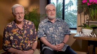 "Directors John Musker and Ron Clements reveal ""Things You Didn't Know About"" themselves."
