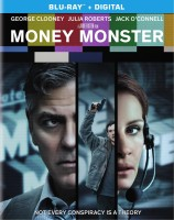 Money Monster Blu-ray + Digital cover art -- click to buy from Amazon.com