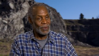 Danny Glover is apparently not getting too old for making comedies.