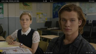 Innuendo pushes the boundaries of the PG rating in this deleted detention scene featuring Meredith (Jane Levy) and Tripp (Lucas Till).