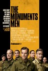 The Monuments Men (2014) movie poster