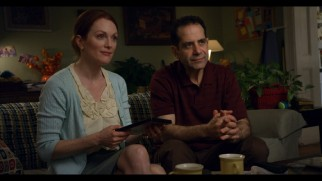 "Julianne Moore and Tony Shalhoub play a couple looking for their daughter (or not) in the deleted segment ""Find Our Daughter."""
