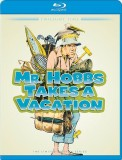 Mr. Hobbs Takes a Vacation: The Limited Edition Series Blu-ray cover art -- click to buy from Screen Archives