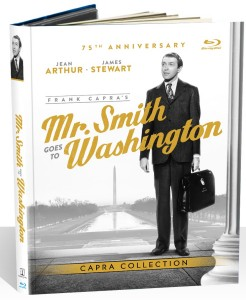 Mr. Smith Goes to Washington (75th Anniversary) Blu-ray Book Review