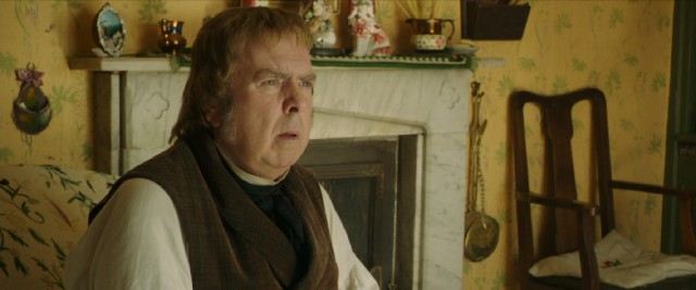 "Timothy Spall plays English artist J.M.W. Turner in Mike Leigh's ""Mr. Turner."""