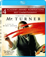 Mr. Turner Blu-ray Disc cover art -- click to buy from Amazon.com