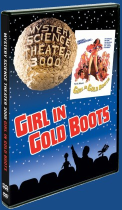 Buy Mystery Science Theater 3000: Girl in Gold Boots DVD from Amazon.com