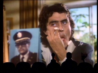 "A master of disguise (guest star Ian McShane, a.k.a. ""Lovejoy"") changes his identity to an army general in the Quinn Martin pilot ""Code Name: Diamond Head."""