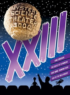 Buy Mystery Science Theater 3000: Volume XXIII DVD from Amazon.com