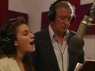 "The making-of featurette shows Meredith Braun and Michael Caine recording ""When Love Is Gone"", a song ultimately cut from the theatrical release and otherwise missing on this Blu-ray Disc."