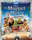 The Muppet Movie: The Nearly 35th Anniversary Edition Blu-ray + DVD combo pack cover art -- click for larger view