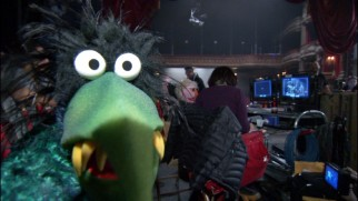 "Unit production monster J.G. takes us behind in the scenes in ""A Hasty Examination of the Making of 'The Muppets.'"""