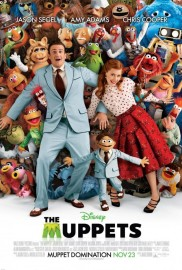 The Muppets (2011) movie poster