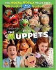 The Muppets: Wocka Wocka Value Pack (Blu-ray + DVD + Digital Copy + Soundtrack Download) -- click for larger cover art