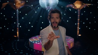 "Bret McKenzie kindly and stylishly steps in front of the camera for the music video of ""I'll Get You What You Want"", perhaps his most likely shot at a second Academy Award Original Song nomination."